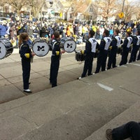 Photo taken at Revelli Hall by Howard C. on 11/1/2014