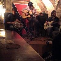 Снимок сделан в Blues Bar пользователем Zybnaya 2/8/2013
