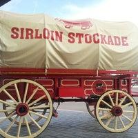 Photo taken at Sirloin Stockade by Jose Antonio on 12/7/2012