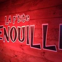 Photo taken at La P'tite Grenouille by Kaven B. on 11/29/2013