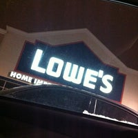 Photo taken at Lowe's Home Improvement by Joseph T. on 12/29/2012