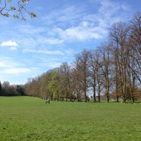Photo taken at Rothampsted Park by Adam P. on 4/11/2014