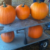 Photo taken at Blake's Big Apple Orchard by Karyn P. on 10/20/2012