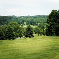 Photo taken at Byrncliff Golf Course by Michael G. on 6/23/2013
