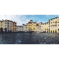 Photo taken at Piazza dell'Anfiteatro by Cippi on 12/7/2014
