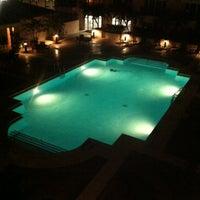Photo taken at Hyatt Regency Coral Gables by Aaron L. on 12/10/2012