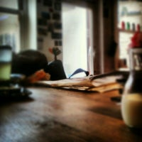 Photo taken at King Kong Coffee by Stefan V. on 12/7/2012