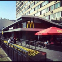 Foto tirada no(a) McDonald's por Hasan Ö. em 10/18/2013