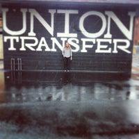 5/24/2013 tarihinde Jeremy D.ziyaretçi tarafından Union Transfer'de çekilen fotoğraf