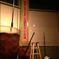 Photo taken at Mad House Comedy Club by LB M. on 2/11/2013