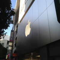 Photo taken at Apple Store by Chris C. on 11/9/2012