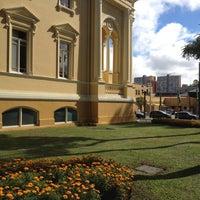Photo taken at Camara Municipal De Curitiba by Fernando on 1/30/2013