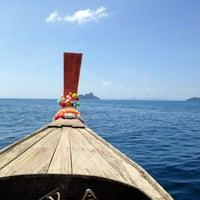 Photo taken at Phi Phi Island Village Beach Resort & Spa by Hannah L. on 6/29/2013