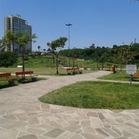 Photo taken at Parque Germânia by Guilherme d. on 11/3/2012