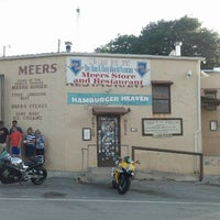 Photo taken at Meers Store & Restaurant by Keith C. on 6/25/2013