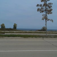 Photo taken at St. Francis Lakefront by Ray T. on 10/1/2012