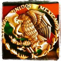 Photo taken at La Estacion (Raul's Taco Town) by Christine G. on 8/3/2013