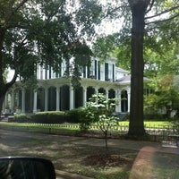 Photo taken at Downtown Eufaula by Hannah on 7/20/2013