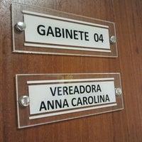 Foto tirada no(a) Câmara de Vereadores de Itajaí por Carlos M. em 3/19/2013