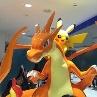Photo taken at Pokémon Center Mega Tokyo by ぴよひこ on 12/14/2014
