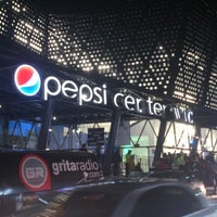 Foto tirada no(a) Pepsi Center WTC por Santiago P. em 9/9/2013