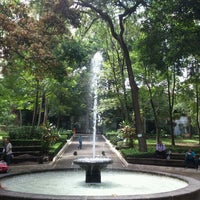 Photo taken at Parque Los Berros by Santiago P. on 7/21/2013