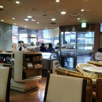 Photo taken at cafe terrace CAUSETTE エスタ店 by Rei M. on 3/2/2013