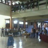 Photo taken at Universidade do Estado do Amapá (UEAP) by Antonio Carlos J. on 11/29/2012