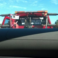 Photo taken at Interstate 95 Exit 92 by Laura M. on 11/25/2012