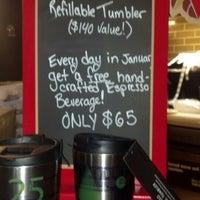 Photo taken at Starbucks by Angela B. on 11/30/2013