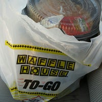 Photo taken at Waffle House by Mike W. on 1/14/2017