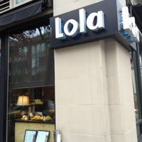 Photo taken at Lola by Samantha on 11/3/2012