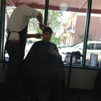 Photo taken at VOLR Salon by Terry on 4/19/2013