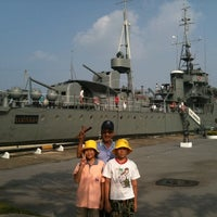 Photo taken at ป้อมพระจุล by Auay M. on 9/30/2012