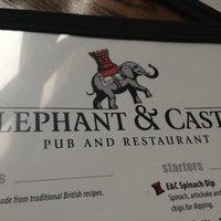 Photo taken at Elephant & Castle by Tony L. on 10/20/2012