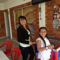 Photo taken at La llanerita by Angelo C. on 12/31/2012