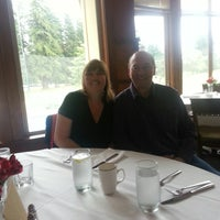 Photo taken at Bellingham Golf & Country Club by Staci A. on 6/15/2014
