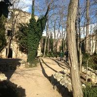 Photo taken at Antiga Caserna dels Alemanys by Miguel R. on 3/11/2013