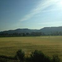 Photo taken at Frecciarossa AV RM>TO by Mikhail on 6/14/2013