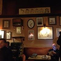 Das Foto wurde bei Café Hawelka von erazem am 12/26/2012 aufgenommen
