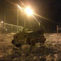 Photo taken at Детская площадка by ☭ volgania ☭. on 1/18/2013