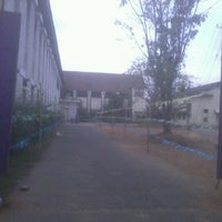 Photo taken at Canara College Parking Lot by Kruthika S. on 12/21/2012