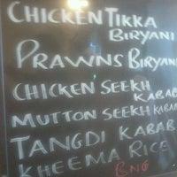 Photo taken at Biriyani 'n Grills by Kruthika S. on 3/5/2013