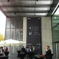 Photo taken at Braun Deutschland by GLISSCaffee C. on 9/26/2012