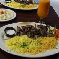 Photo taken at RICE House of Kabob by Taha A. on 12/26/2012