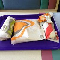 Photo taken at Taco Bell by Kenneth on 1/14/2013