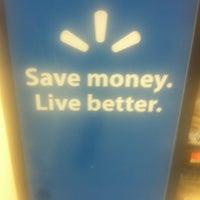 Photo taken at Walmart Supercenter by Kenneth on 12/4/2012