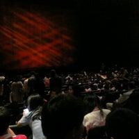 Photo taken at Muang Thai Rachadalai Theatre by Monsak I. on 10/18/2012