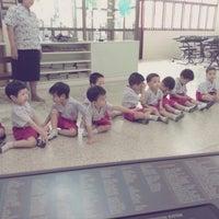 Photo taken at โรงเรียนอนุบาลบ้านบาตร by Monsak I. on 5/20/2013