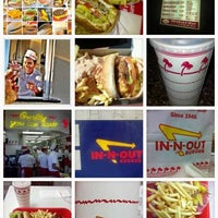 Photo taken at In-N-Out Burger by Erik S. on 4/2/2013